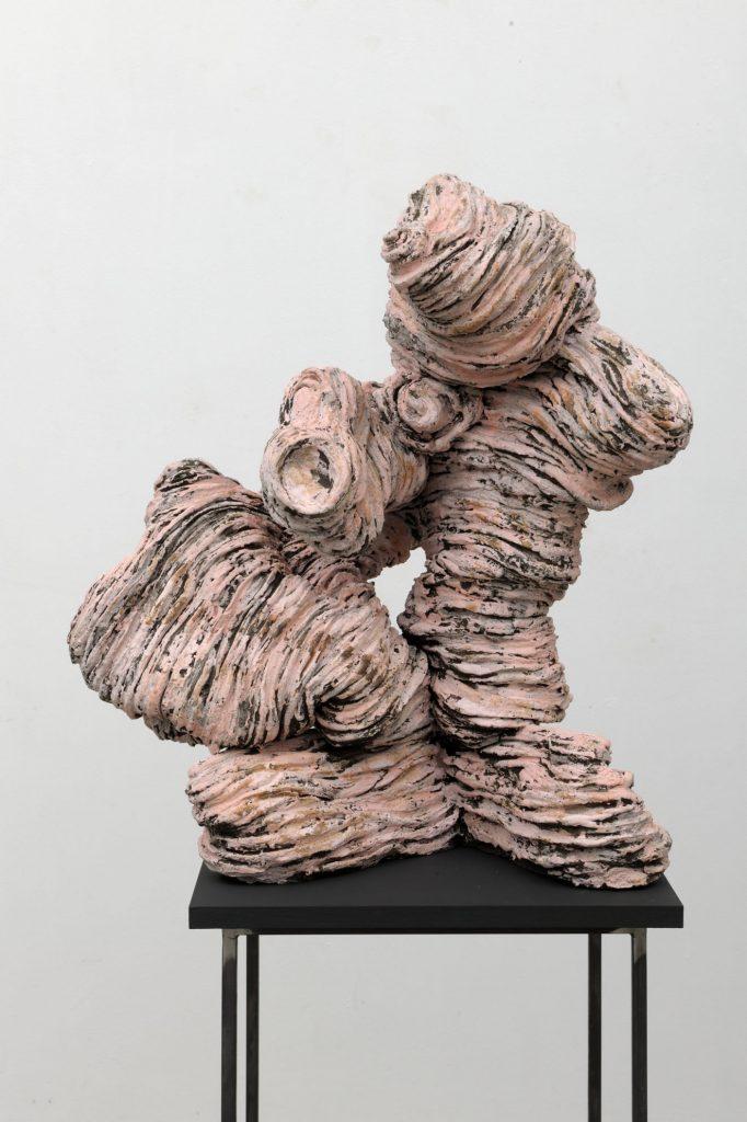 2010 - Spasm - 65x45x45 - Ceramic
