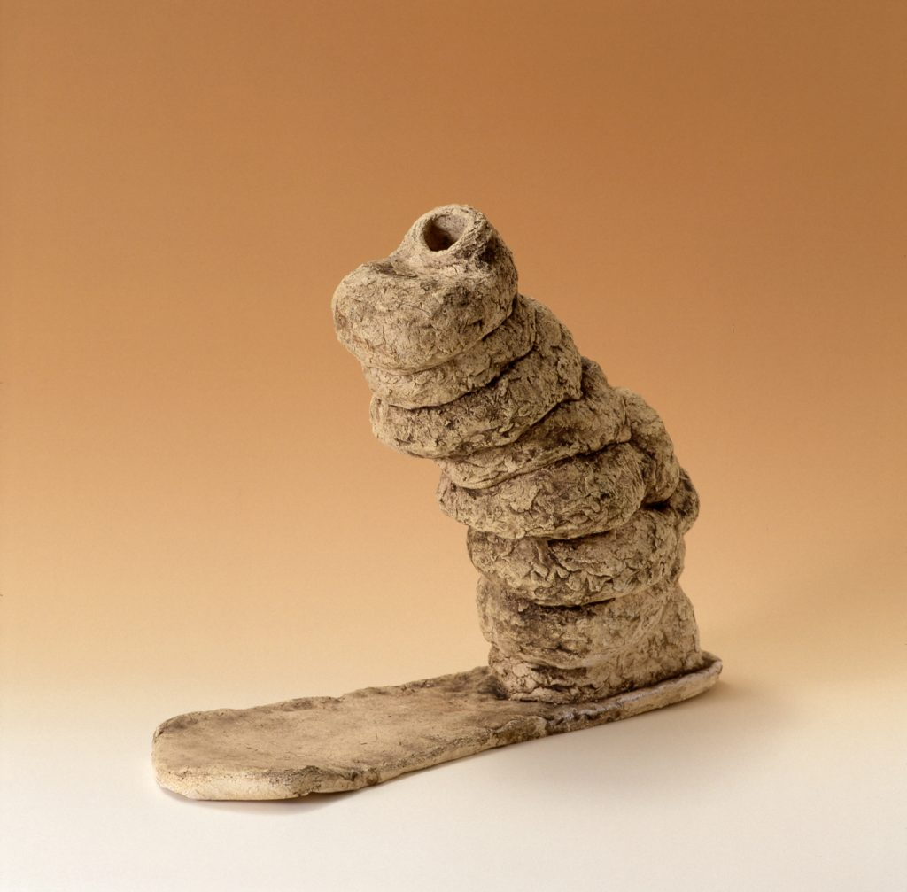 1996 - Stack - 48x17x38 - Clay