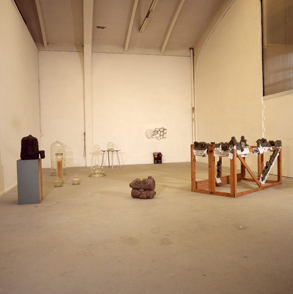 2000 - Overview Objects and Shadows Exhibitions
