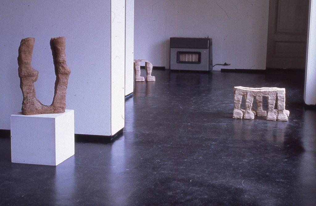 1993 - Overview - Krabbedans - various - Ceramic